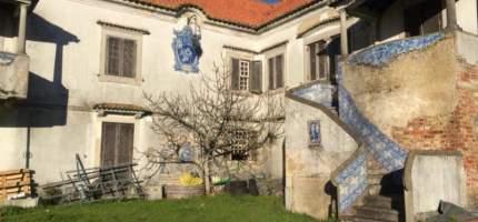 Quinta  Venda do Pinheiro e Santo Estêvão das Galés Para recuperação